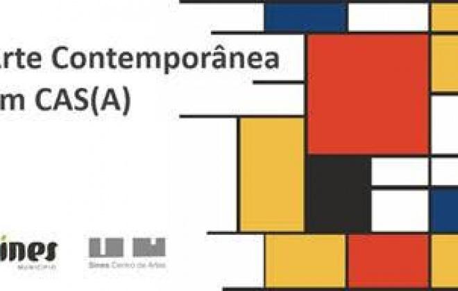 Câmara Municipal de Sines promove confinamento com arte em CAS(A)