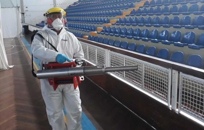 Município de Santiago do Cacém adquiriu equipamento para combater Covid-19
