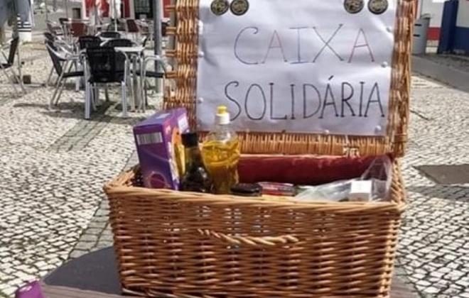 Alcácer do Sal conta com caixa solidária no Largo dos Açougues