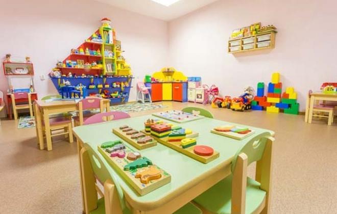 Covid-19: Preparativos para a reabertura de creche fazem-se com mudanças nas salas e novas regras