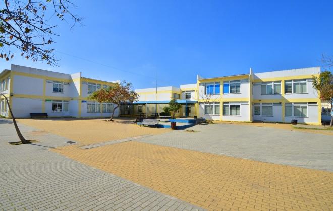 Escola Básica da Quinta do Passarinhos começou a ser remodelada