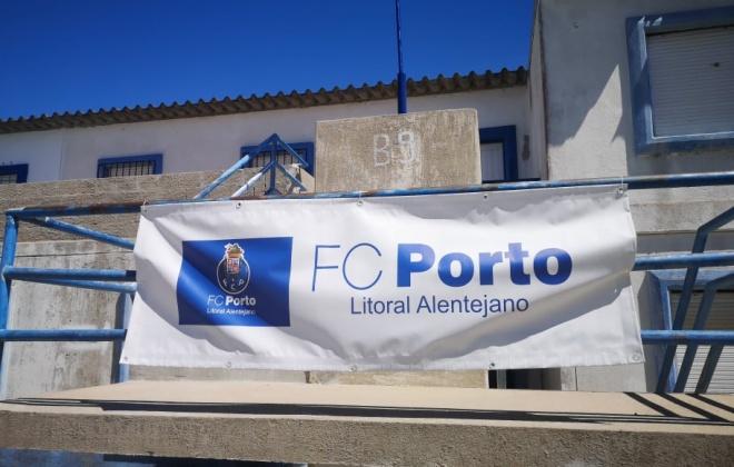 Casa do Futebol Clube do Porto abre em Vila Nova de Santo André