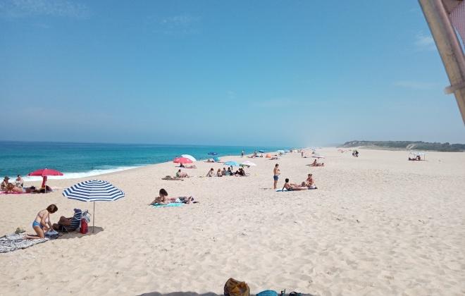 Época balnear começou hoje em nove praias de Grândola