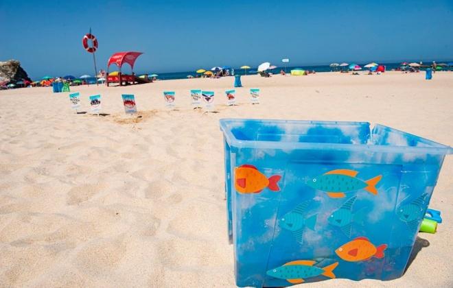 Praias de Sines recebem acções de educação e sensibilização ambiental