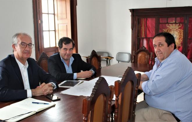 Freguesia do Torrão e Infraestruturas de Portugal estiveram hoje reunidos