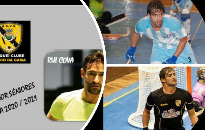 Rui Cova é o novo treinador do H. C. Vasco da Gama