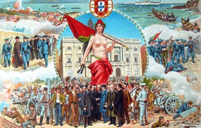 Hoje é feriado nacional, comemora-se a Implantação da República
