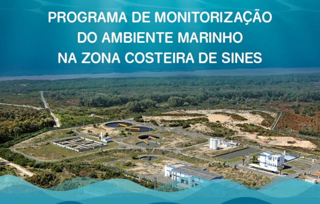 Águas de Santo André apresenta Programa de Monitorização do Ambiente Marinho da zona costeira de Sines