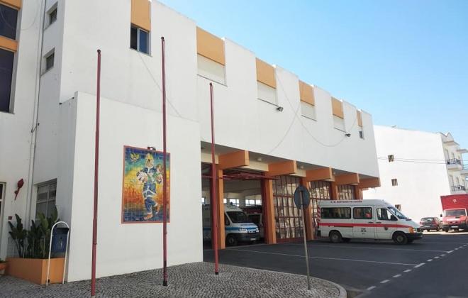 Bombeiros de Santiago do Cacém comemoram 107 anos esta terça-feira
