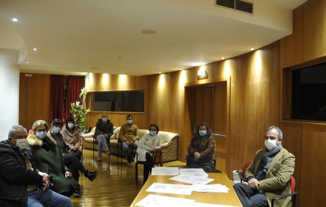 Município e Associação do Comércio Local de Sines reuniram na passada semana