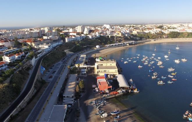 Docapesca lançou novo concurso para a construção de edifício no porto de pesca de Sines