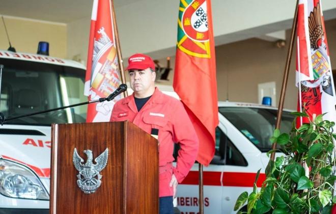 Quase todos os bombeiros de Sines já foram vacinados contra a Covid-19