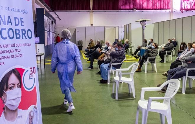 Em Santiago do Cacém já foram vacinadas 1190 pessoas