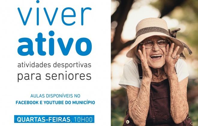 Município de Odemira reinicia aulas desportivas online para seniores