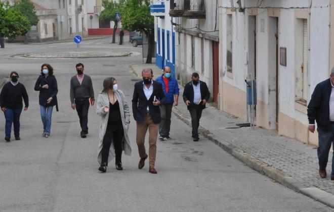 Presidência nas Freguesias em Abela destaca trabalho conjunto entre Câmara e Junta