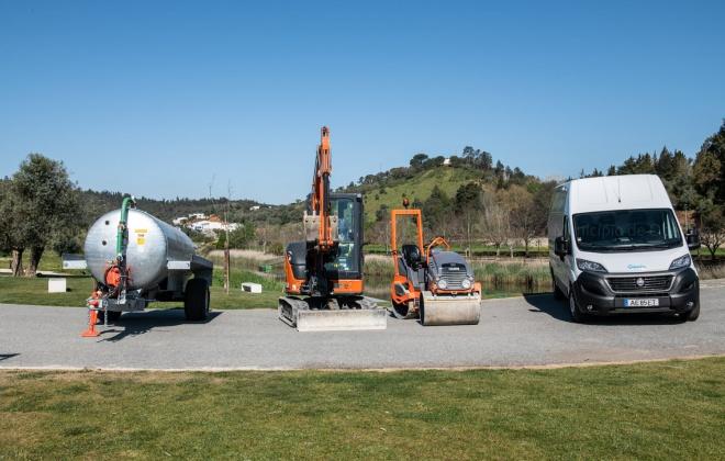 Câmara de Odemira investe em novas viaturas e equipamentos