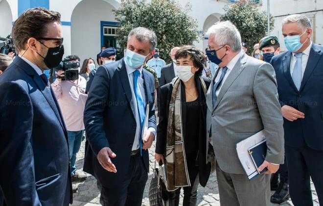 Covid-19: Autarca de Odemira apela ao Governo para levantar cerca sanitária