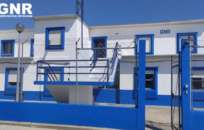 GNR inaugura Sala de Atendimento à Vitima em V.N. de Santo André