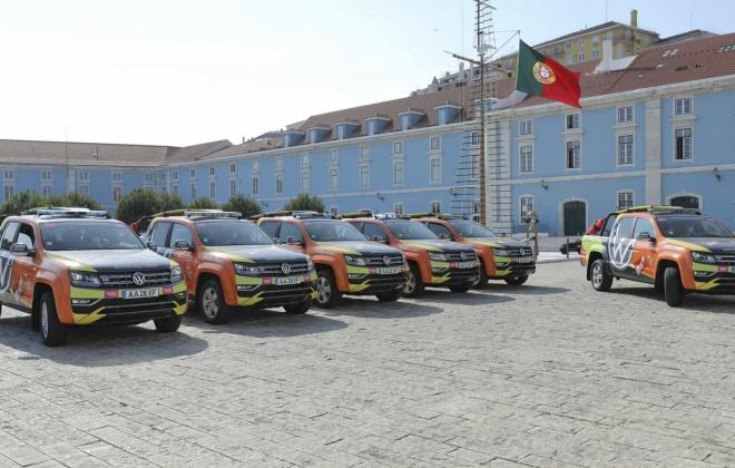 Instituto de Socorros a Náufragos recebeu 29 viaturas para reforço da vigilância nas praias