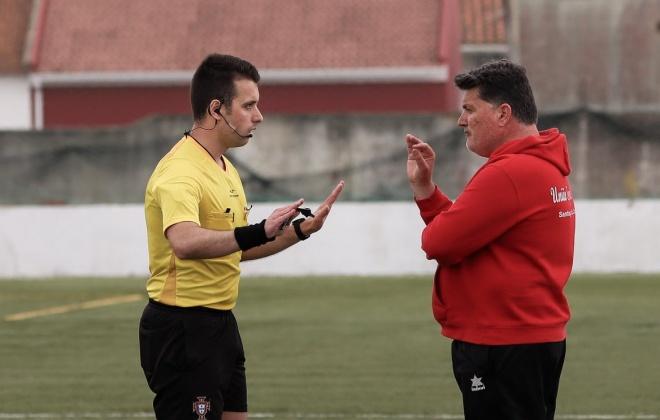 União de Santiago goleou o FC Setúbal por 6-0