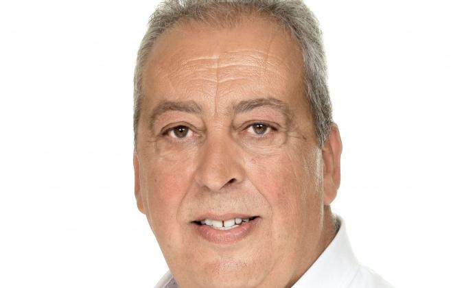 Autárquicas2021: Jaime Cáceres é o candidato da CDU à Câmara Municipal de Sines