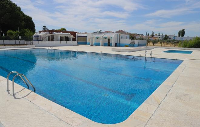 Novas regras nas piscinas municipais de Alcácer e Torrão ratificadas hoje